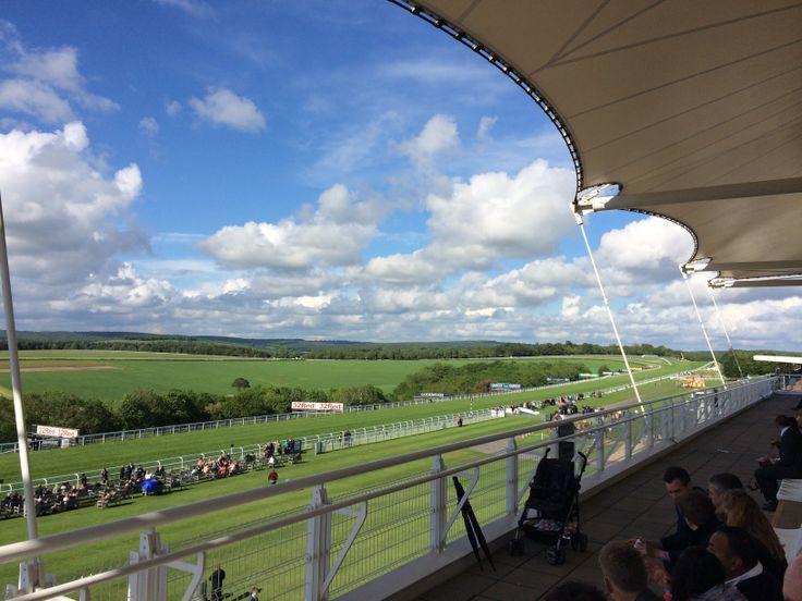Goodwood Racecourse by Kirsten Richards