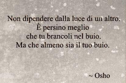 Osho philosophy ♡
