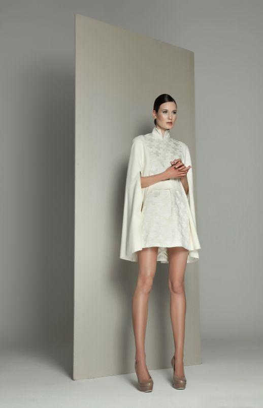 Coat W0011 Kamila Gawronska-Kasperska - Online shop