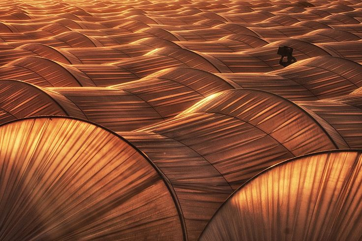 Seralar (greenhouses) by Caner Baser on 500px