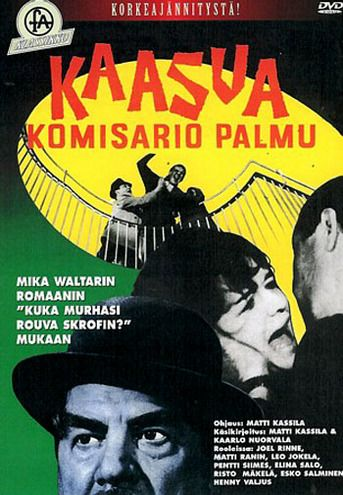 Komedia vuodelta 1961 ohjaus Matti Kassila pääosissa Joel Rinne ja Matti Ranin. Finland