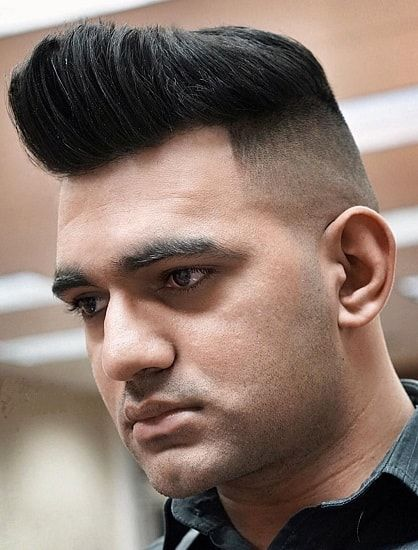 7 Ideal Hairstyles For Men With Big Nose Cool Men S Hair Coole Mannerfrisuren Frisur Dicke Haare Dicke Haare Manner