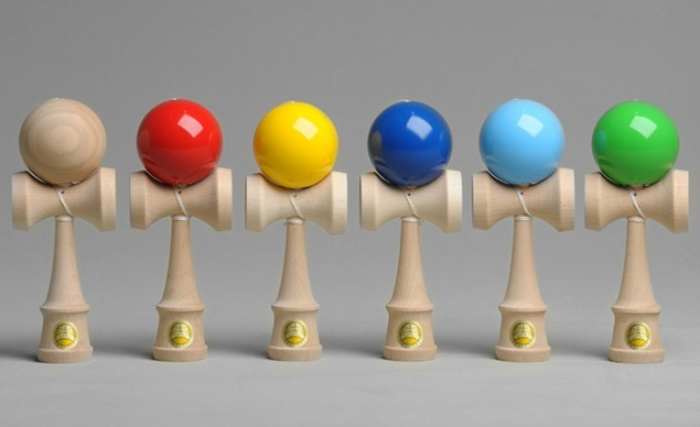 White Rabbit Express Shop Traditional Japanese Kendama Toy - Toys
