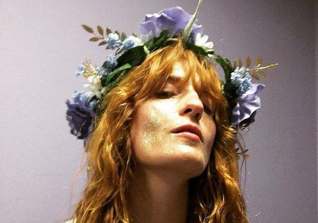 "Hear Florence and the Machine's ""Wish That You Were Here"" for Tim Burton's New…"