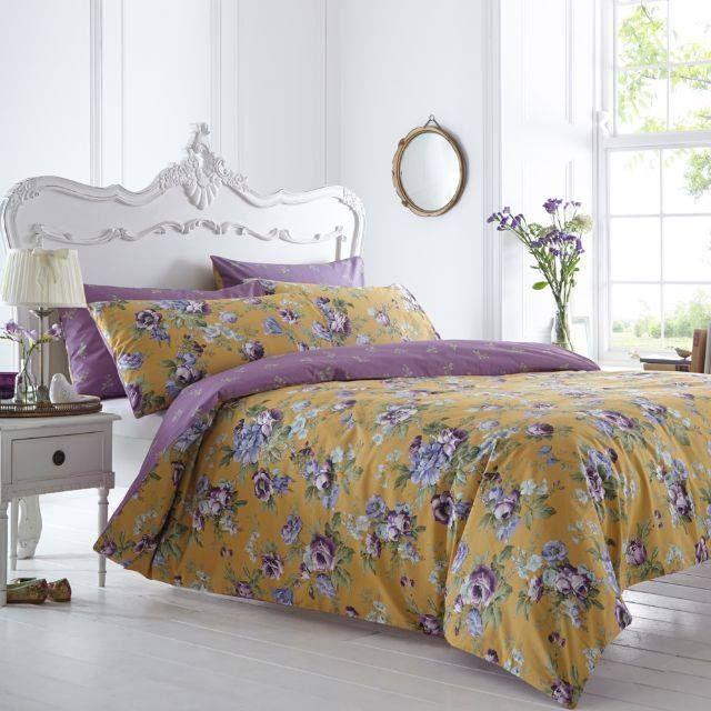 Victoria Gold Bedlinen  #vantonahome #bedding #bedlinen #home #decor #bedroom #vantona