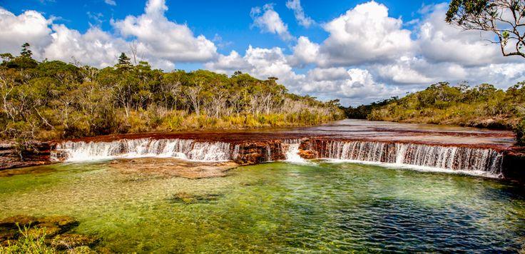 Fruit Bat Falls Cape York Queensland Australia