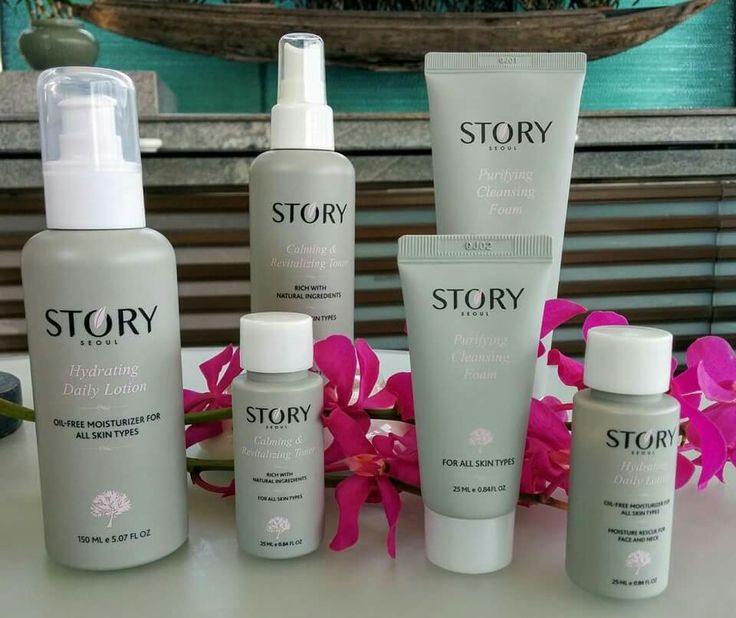 Power of Natural Beauty.  Using only the finest ingredients derived from nature.