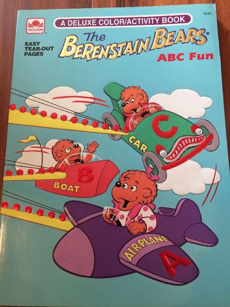 378 Best The Berenstain Bears Images On Pinterest