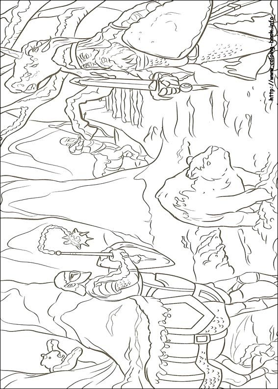 18 best Narnia Coloring Pages images on Pinterest Chronicles of