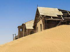 Çölün Yuttuğu Hayalet Kasaba: Kolmanskop, Namibya