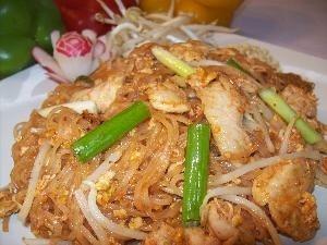 Chicken Pad Thai from Thai Chefs Restaurant in Santa Clarita, CA
