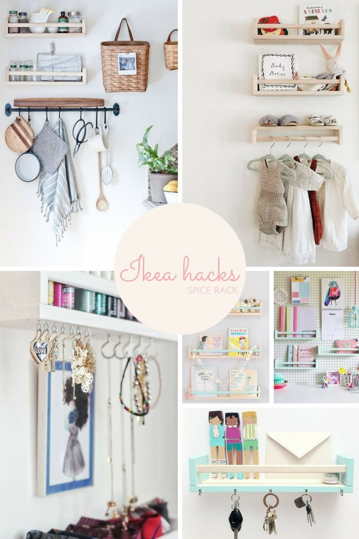 Bekvam Spice Rack Ikea Hacks Apartment Apothecary What About