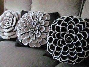 Ideas para Cojines Decorativos http://comoorganizarlacasa.com/ideas-para-cojines-decorativos/ #CojinesDecorativos #cojines #Decoracion