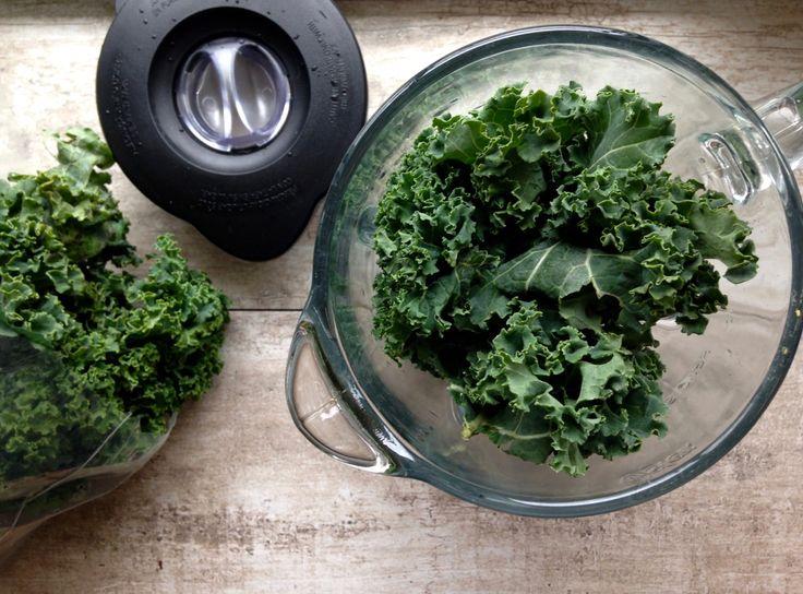 Du kale tout l'hiver