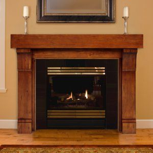 Fireplace Mantels & Surrounds on Hayneedle - Fireplace Mantels & Surrounds For Sale