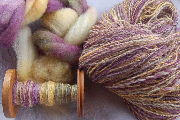 Image result for hand spun yarn