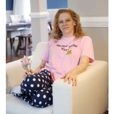 MOTHER OF THE YEAR! Fun Gift Pajamas for Mom