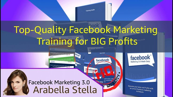 What is Facebook Marketing 3.0 Business In a Box? Readmore .. http://facebookmarketingcourseonline.blogspot.com/Facebook3  Facebook Marketing 3.0 Made easy is a complete & step by step course on: http://facebookmarketingcourseonline.blogspot.com/Facebook3