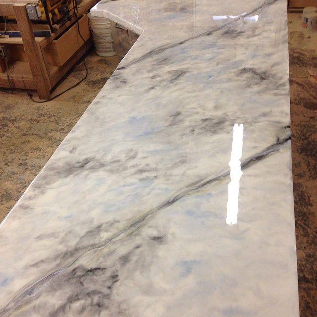 Stonecoat Countertops Likerock Mindblown Custom Contractor