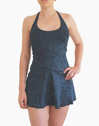 Vestido de Tenis Donna