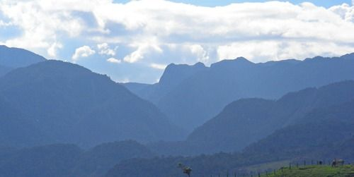 Montañas del Macizo