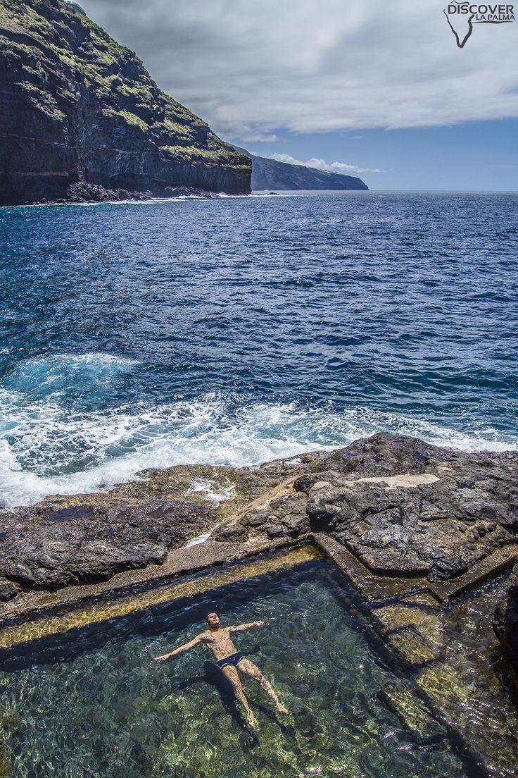 Playita, sol y relax... La Palma lo tiene todo.