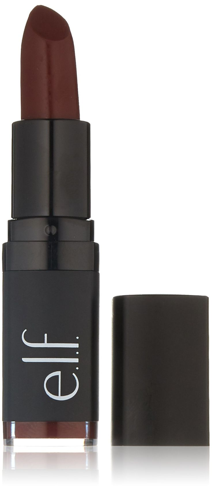 e.l.f. Moisturizing Lipstick, Bordeaux Beauty, 0.11 Ounce (Pack of 9). The rich, creamy formula seals in moisture for long-lasting wear and comfort. Apply to lips as often as needed. Create this seasons best dark lip trend.