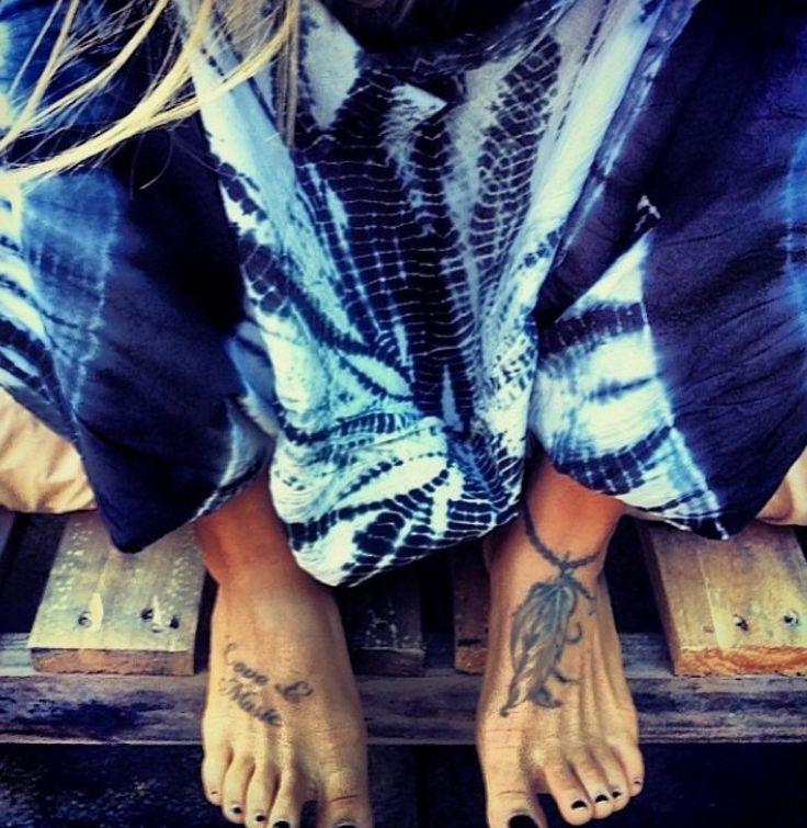 Image of Tie dye Harem pants