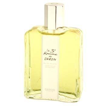 Caron nr. 3 is een fruitig herenparfum met exotische fruitnoten en is een frisse bloemenakkoorden.