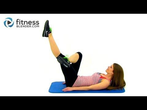 10 Minute Abs & Obliques Workout - Lean Toned Stomach Workout by Fitness Blender Love this one! Great to tack on to a run or cardio workout