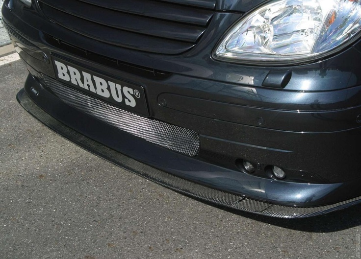 2004 Brabus Mercedes Benz Viano V8