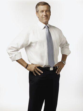 Brian Williams  Anchor, Managing Editor, NBC Nightly News