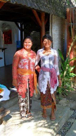 My friends at Desa Sanctuary, The Village