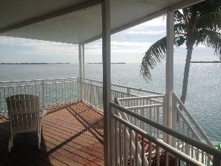 Key West House Rental: Ocean Perch , Dock 80'heated Pool Deep Channel Tennis 15 Min Key West | HomeAway Community playground, heated pool, tiki hut