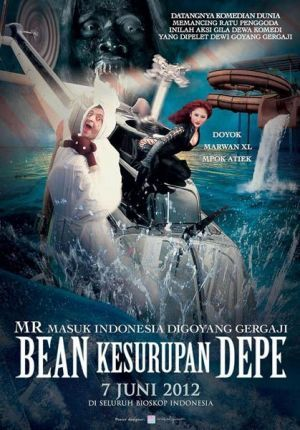 Mr. Bean Kesurupan Depe