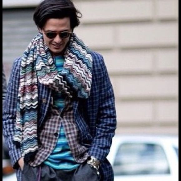 Missoni scarf!!! Missoni scarf. Made in Italy Missoni Accessories Scarves & Wraps