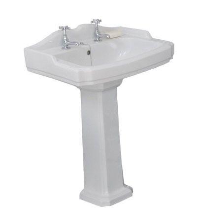 Legend Basin with Pedestal £59