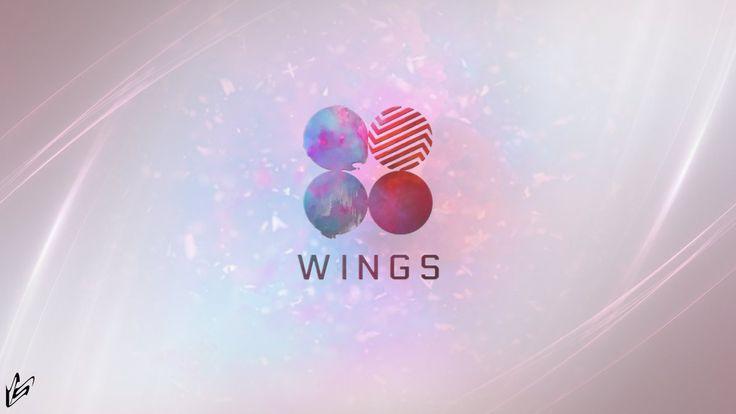 BTS Wings logo Wallpaper by Starzphoenix Bts wings