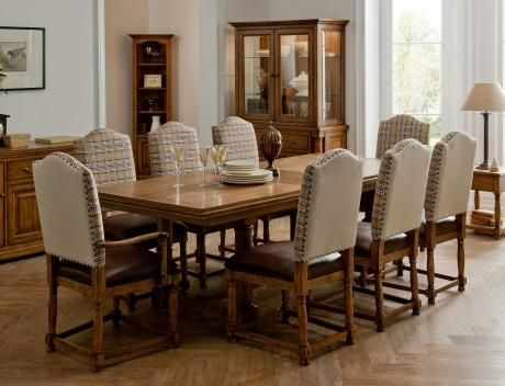 If you've got the room, this dining suite is fabulous