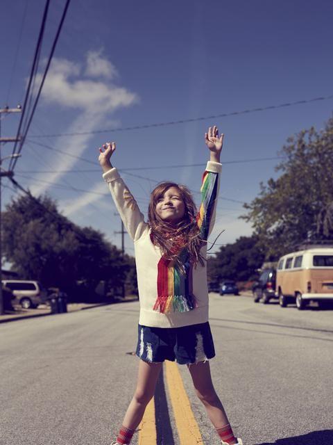 Série mode : The California kids | MilK styled by me, Jenn Bonnett