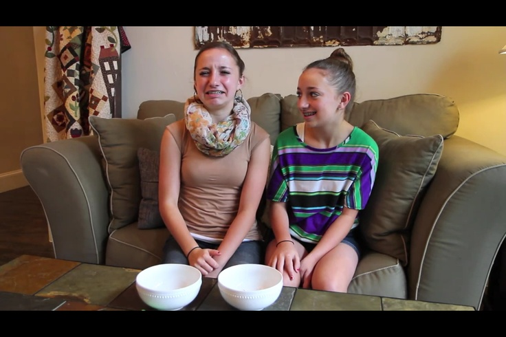 Brooklyn And Bailey Challenges