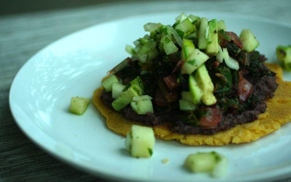 Green Apple Tacos - Adrienneats | Food Love | Pinterest