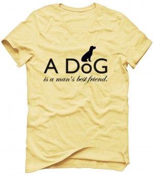DOG MEN'S BEST FRIEND Koszulka Tshirt Bluza Męska Damska Dziecięca