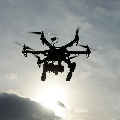 Tech: Google and Chipotle Are Testing Drone Burrito Delivery at Virginia Tech