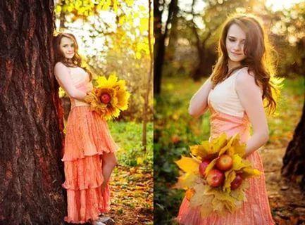 осенняя фотосессия идеи для девушки: 20 тыс изображений найдено в Яндекс.Картинках