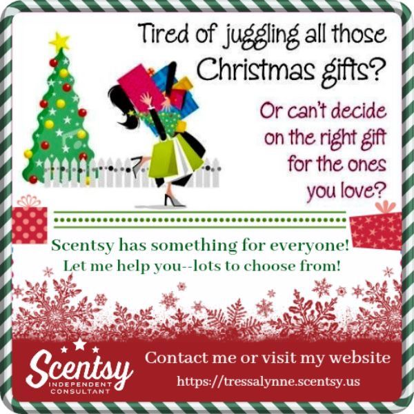 Shop For Scentsy Products Now