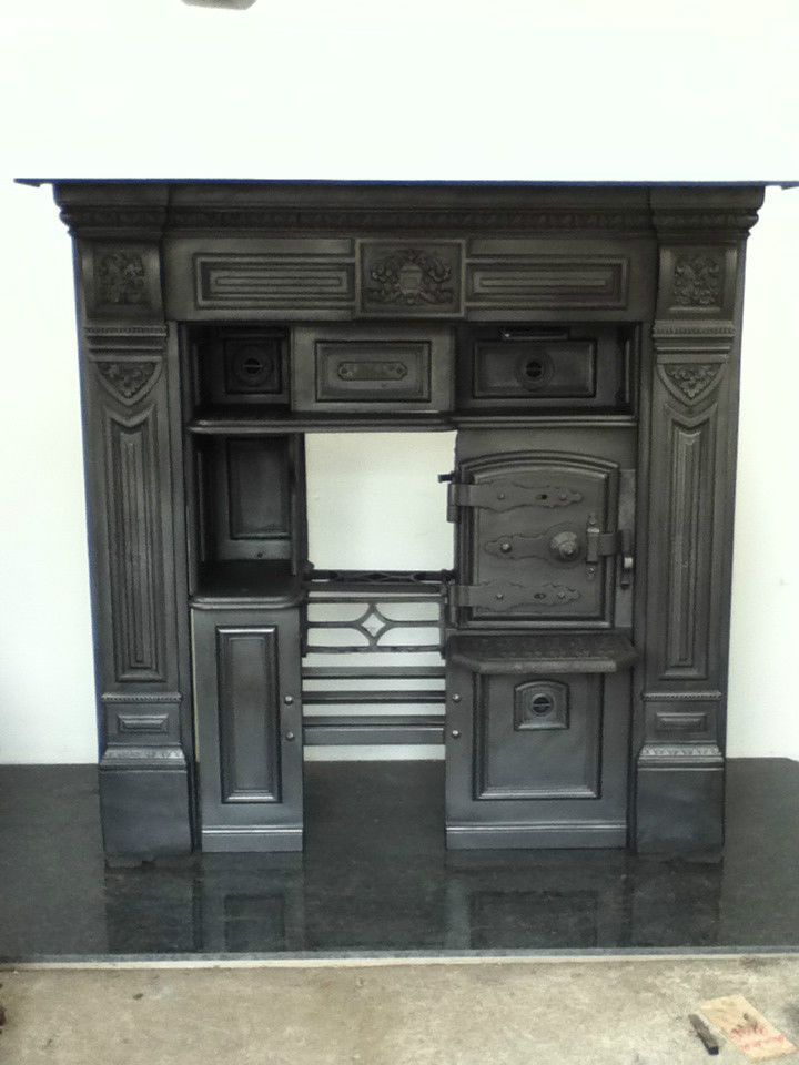 70 Best Images About Old Ranges And Fireplaces On