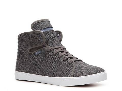Vans Hadley Mid Sneaker Mid & High-Top Sneakers Women's Sneakers Women's Shoes - DSW