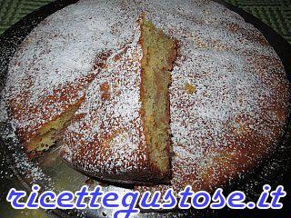 Torta di mele cotogne ..  http://www.ricettegustose.it/Torte_1_html/Torta_di_mele_cotogne.html