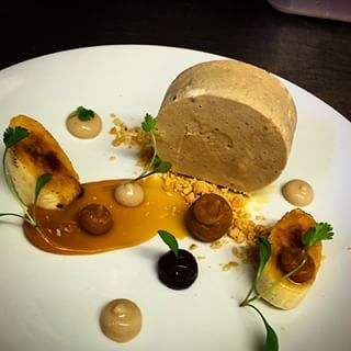 Banana parfait at the Moonfish Cafe, Aberdeen. | 25 Things Everyone Must Eat In Scotland